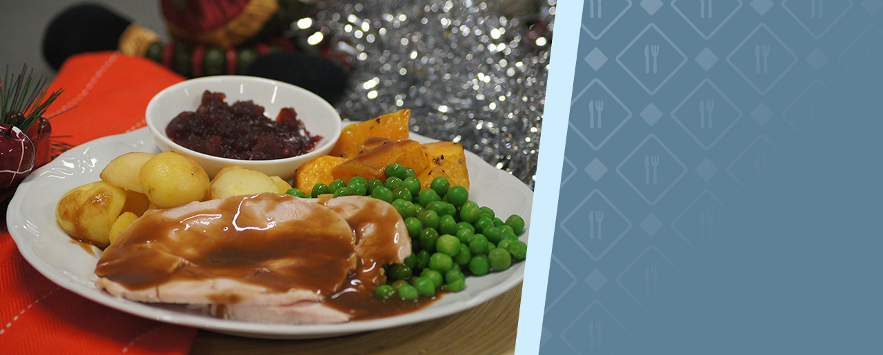 Christmas Turkey & Pudding available from December 1st